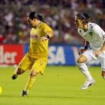 Chava, figura del América. Foto: Mexsport.