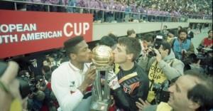 El histórico equipo de Telé Santana, multi-campeon intercontinental