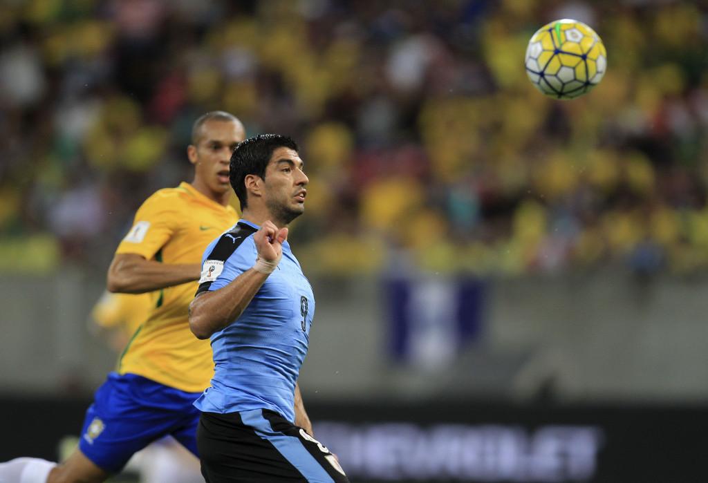 BRASIL - URUGUAY